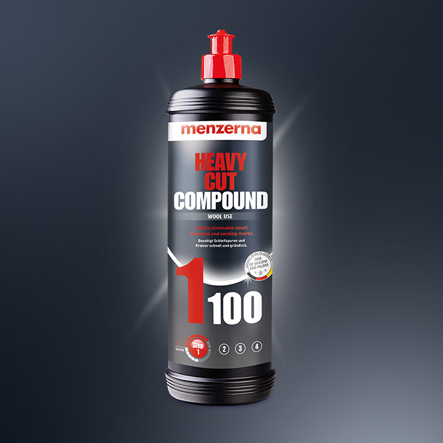 Heavy Cut Compound 1100