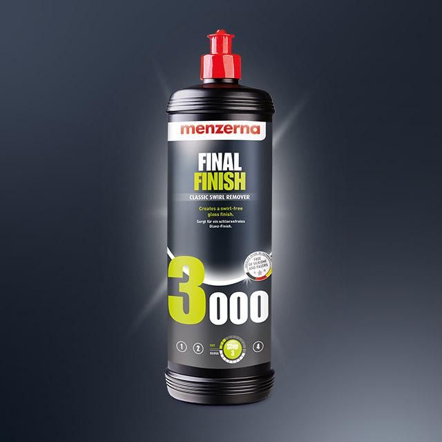 فاينال فينيش 3000