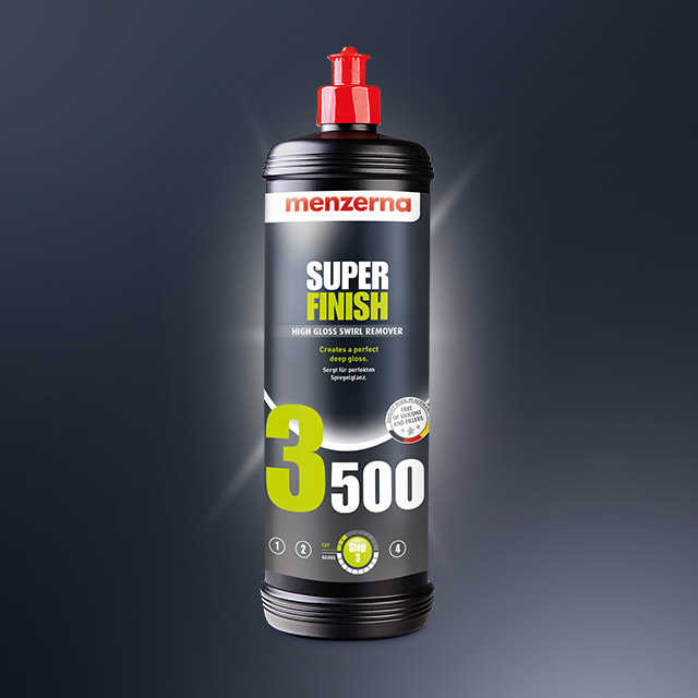 سوبر فينيش 3500