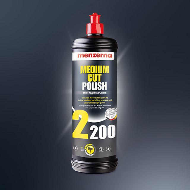 Medium Cut Polish 2200